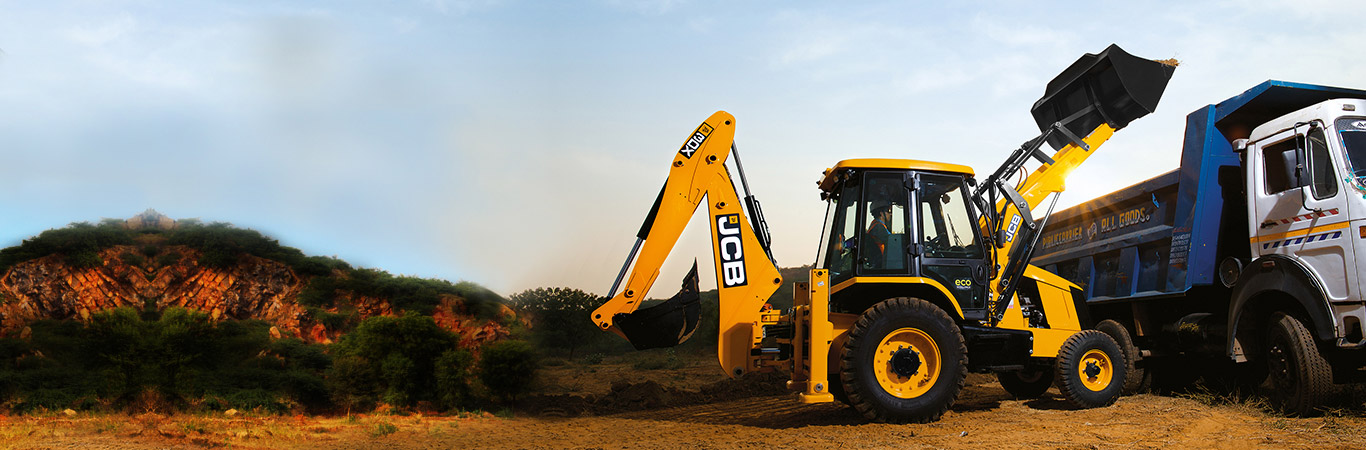 JCB Backhoe Loaders Silchar
