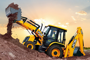 JCB 3DX ecoXcellence Backhoe Loaders Silchar